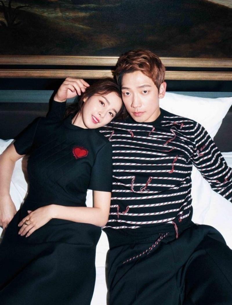 Giàu sụ nhưng vợ chồng Kim Tae Hee - Bi Rain toàn dùng bát đĩa kiểu bình dân, bỏ từ 12K cũng mua được đủ kiểu tương tự - Ảnh 1.