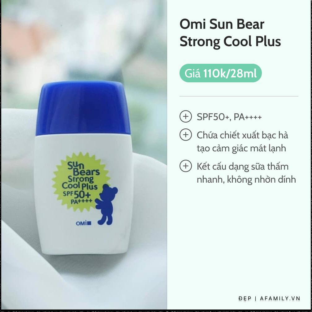 5 kem/lotion chống nắng bôi lên mát rượi, cực cần kíp cho Hè mà giá chỉ từ 110k  - Ảnh 3.