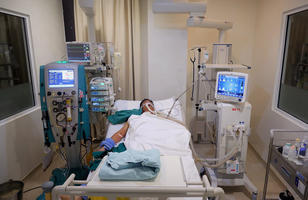 """Kỳ diệu 48h """"thần tốc"""" cứu bệnh nhân suy gan cấp hôn mê phục hồi lại hoàn toàn - Ảnh 2."""