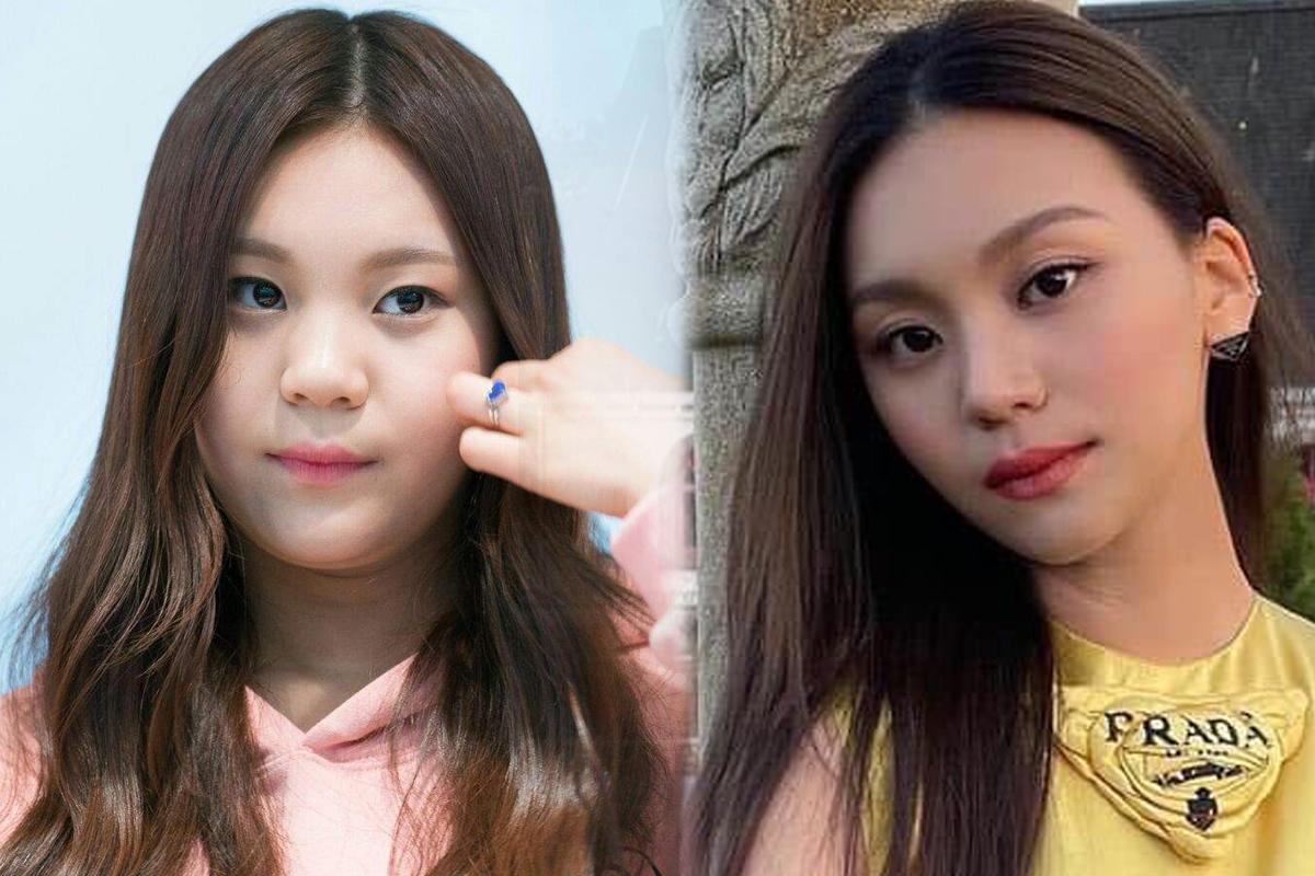 Nữ idol từng bị chê xấu nhất lịch sử Kpop, nay đã thăng hạng visual ngoạn mục chỉ nhờ… đổi dáng lông mày - Ảnh 1.