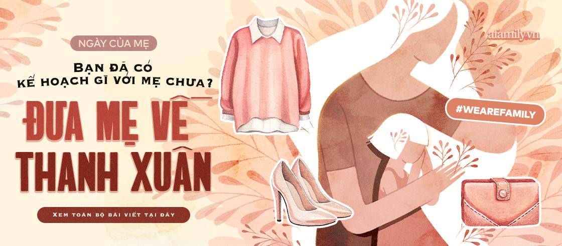 """Dân mạng hào hứng bắt trend """"Đưa mẹ về thanh xuân"""" với loạt ảnh xinh như diễn viên TVB cùng các góc nghiêng cực phẩm của mẹ - Ảnh 17."""