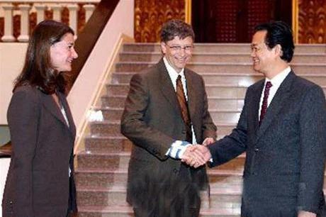 Vợ chồng Bill Gates đã đầu tư bao nhiêu vào Việt Nam qua quỹ Bill & Melinda Gates? - Ảnh 3.