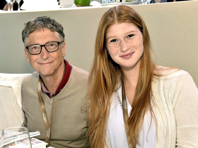 """Con gái cả của Bill Gates lần đầu lên tiếng về vụ ly hôn chấn động của cha mẹ: """"Đây là khoảng thời gian thách thức đối với cả gia đình"""" - Ảnh 2."""