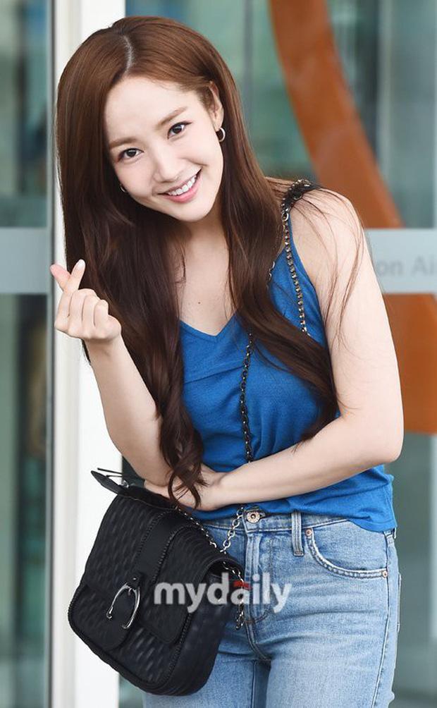 Tóc phồng quá hóa dở, Park Min Young và Đường Yên chính là tấm gương sáng bạn nên né - Ảnh 3.