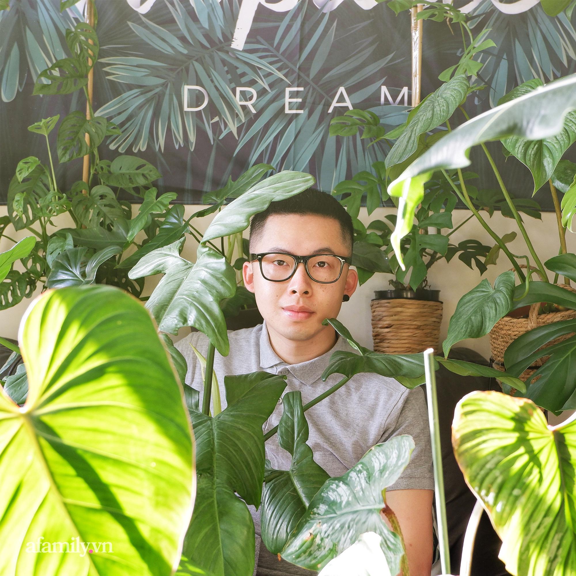 """BST hơn 200 cây kiểng lá của chàng kiến trúc sư người Việt tại Anh, gần như sống và nằm ngủ cùng cây mỗi ngày """"hoang mang về mức giá bạc tỷ được bán tại Việt Nam""""  - Ảnh 3."""