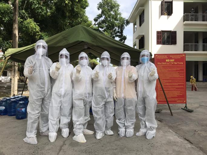 Quảng Nam công bố kết quả xét nghiệm 14 F1 của nữ bệnh nhân Covid-19 ở Hội An - Ảnh 1.