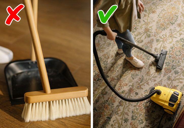 10 sai lầm trong dọn dẹp gây hại cho sức khỏe không mấy người hay biết - Ảnh 1.