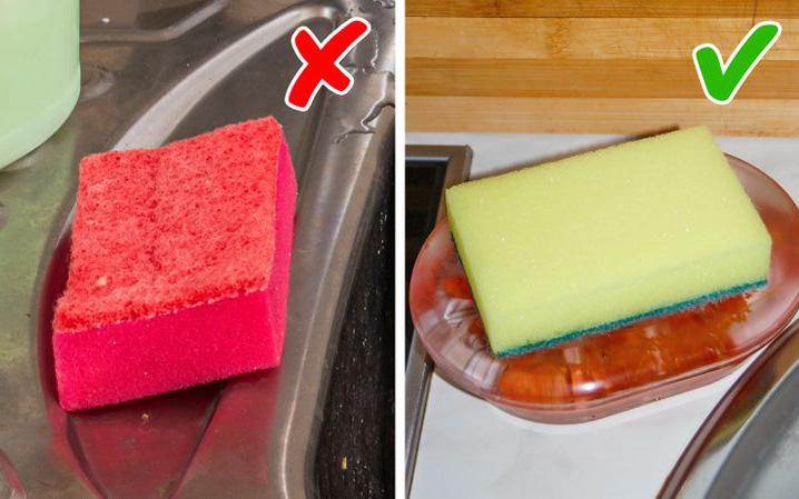 11 chi tiết nhỏ trong bếp có thể tiết lộ thói quen vệ sinh kém của bạn cho khách tới chơi nhà
