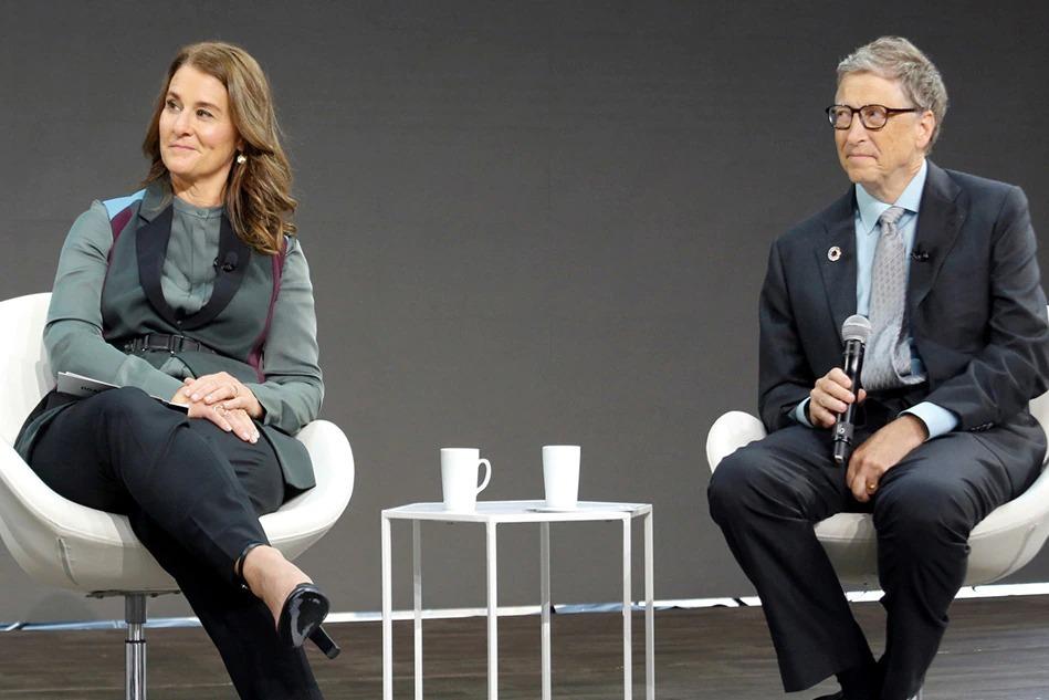 Từ vụ ly hôn của tỉ phú Bill Gates, nghĩ về đời làm vợ vĩ nhân - Ảnh 3.