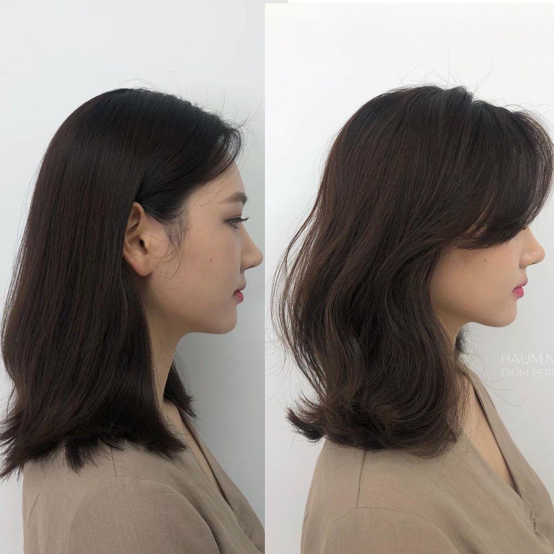 """Tóc xoăn """"đuôi ca"""": Kiểu tóc hết phe tóc dài đến tóc ngắn đều mê - Ảnh 4."""