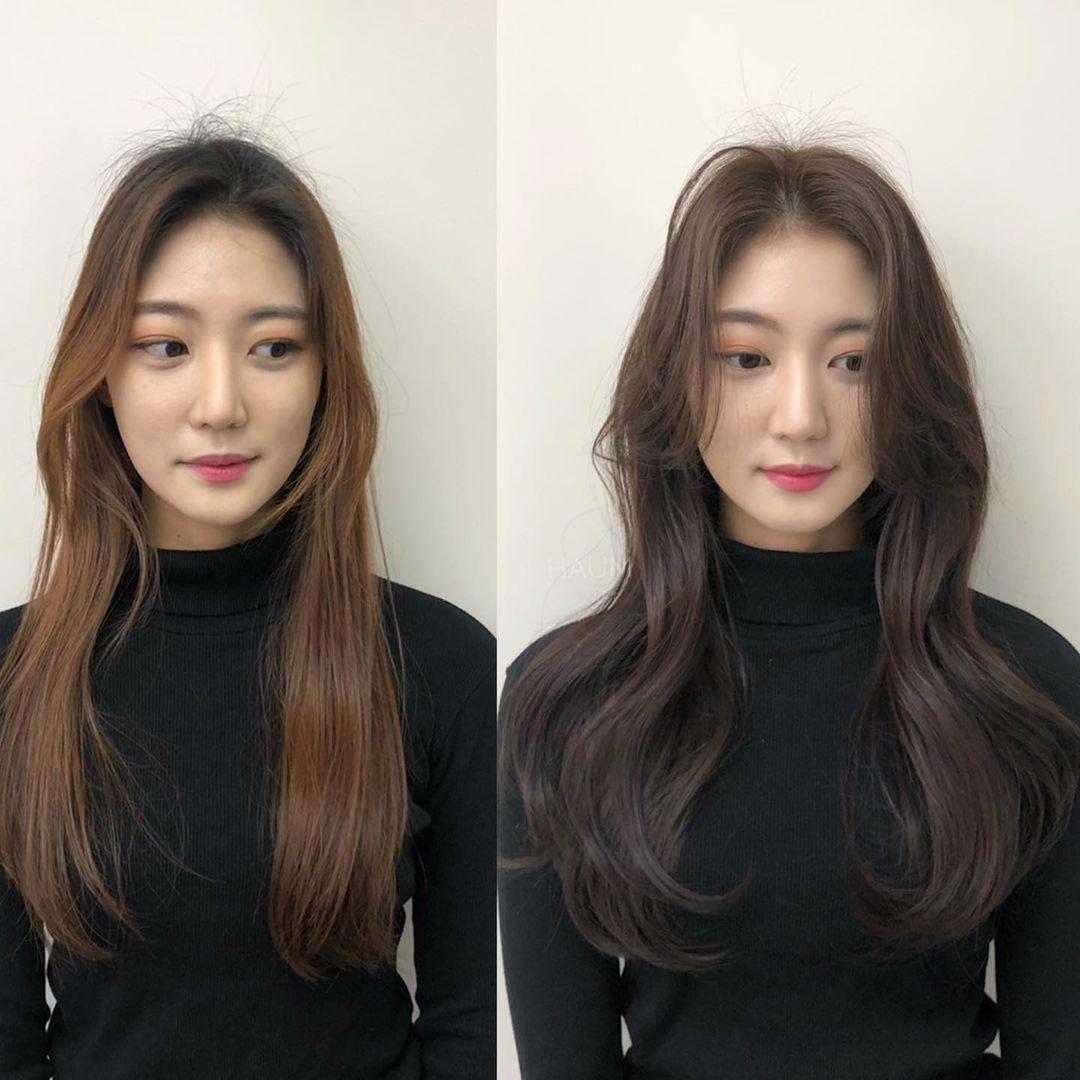 """Tóc xoăn """"đuôi cá"""": Kiểu tóc hết phe tóc dài đến tóc ngắn đều mê - Ảnh 1."""