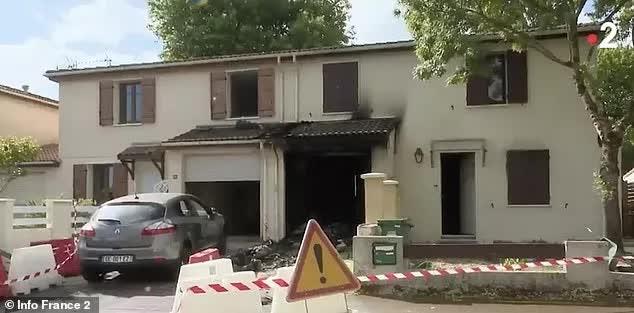 Người mẹ 3 con bị chồng thiêu sống ở Pháp - Ảnh 2.