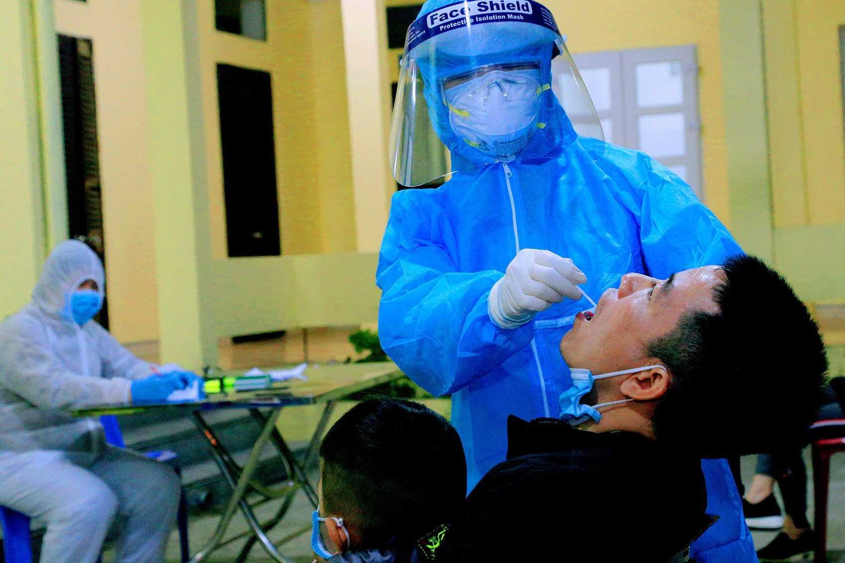 Quảng Ninh phát hiện 1 ca dương tính SARS-CoV-2