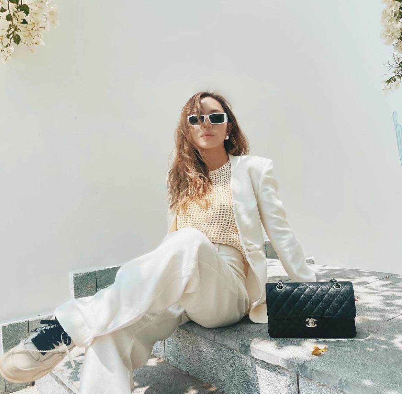 Có 1 trend mới đang khiến Ninh Dương Lan Ngọc, Minh Hằng,... tất tả follow, diện từ Instagram ra đời thực - Ảnh 5.