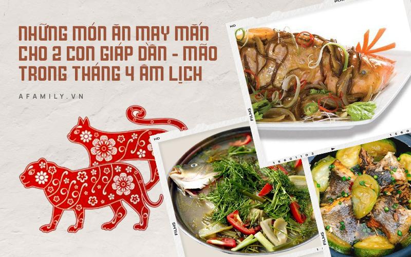 """Tháng 4 Âm lịch và """"món ruột"""" mang may mắn cho 2 con giáp Dần - Mão: Vừa ngon lại dễ chế biến"""