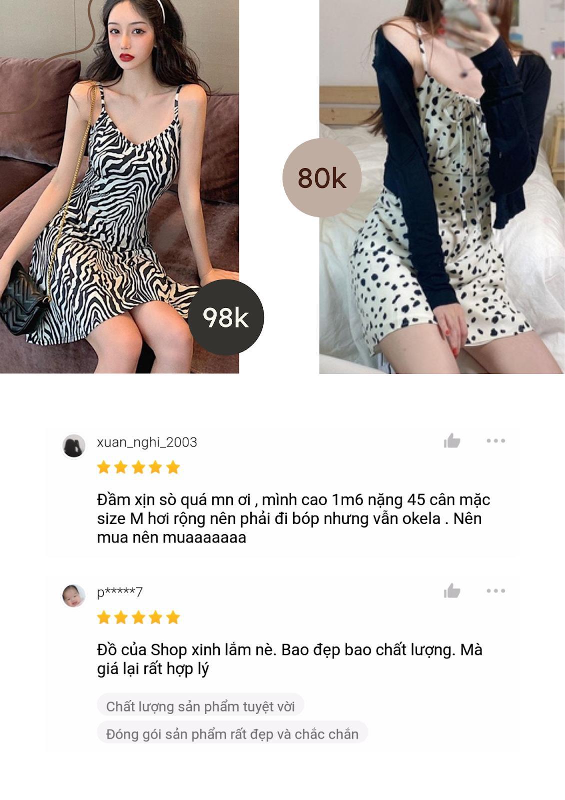 5 shop thời trang trên Shopee có giá rẻ bất ngờ từ 80K, nhất định bạn phải biết - Ảnh 1.