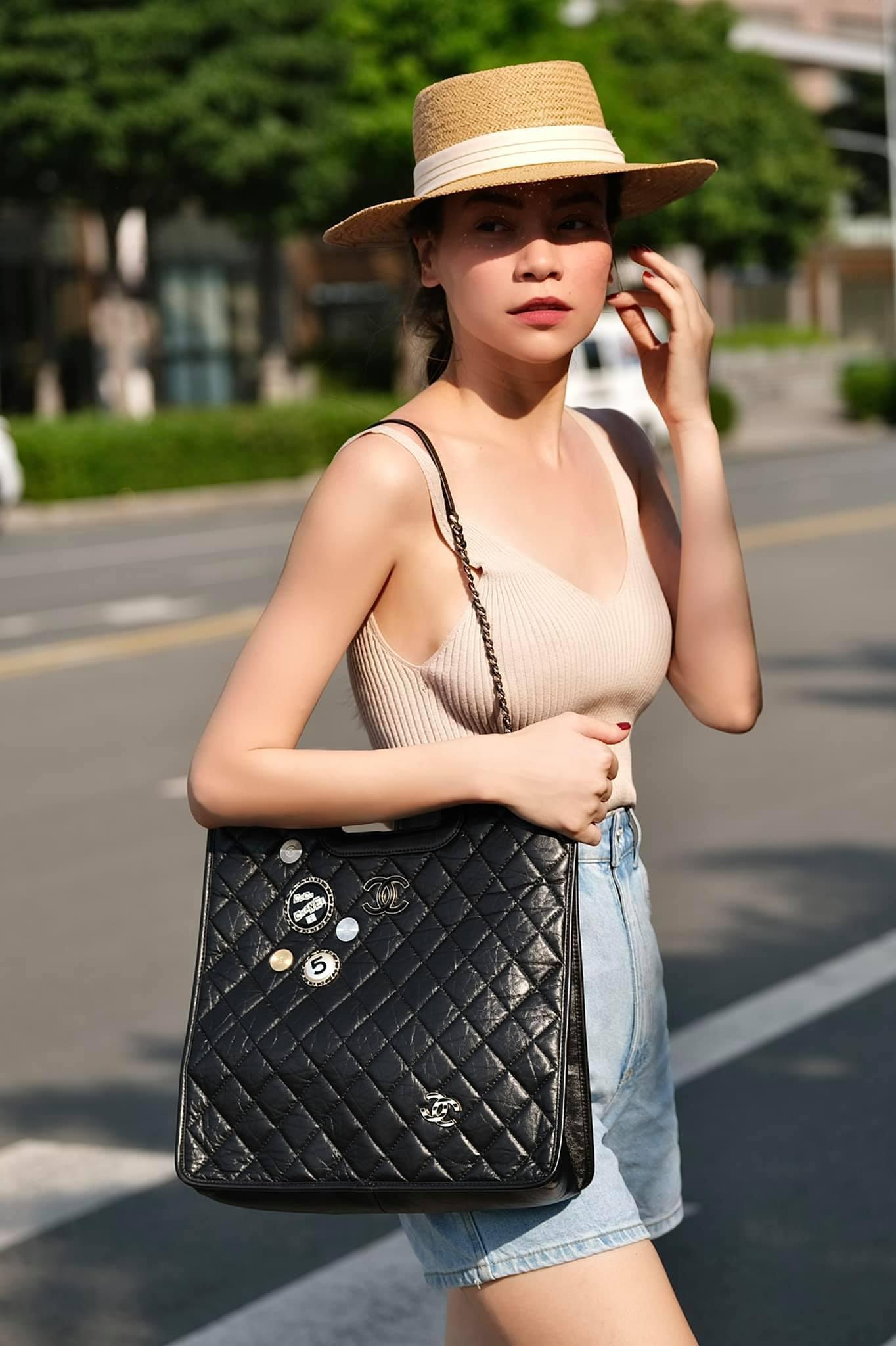 Có 1 trend mới đang khiến Ninh Dương Lan Ngọc, Minh Hằng,... tất tả follow, diện từ Instagram ra đời thực - Ảnh 10.