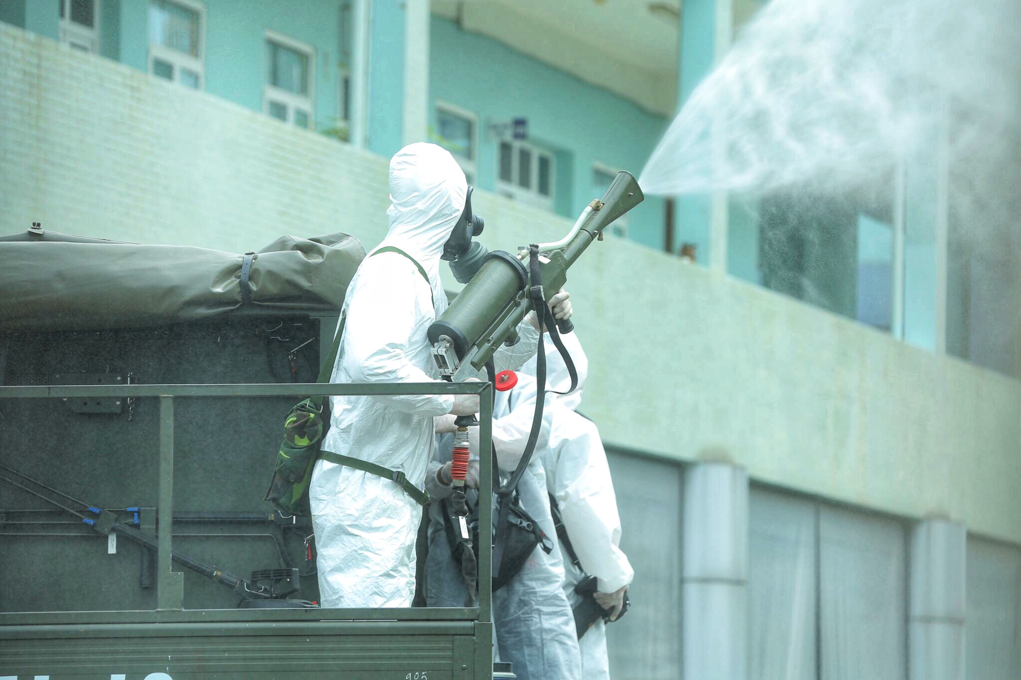 Hơn 16.000 người liên quan, Bệnh viện K đã có 11 ca dương tính SARS-CoV-2 - Ảnh 2.