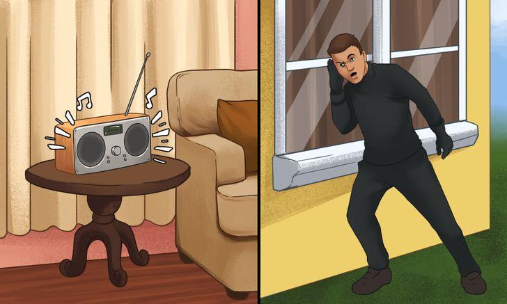 11 cách hiệu quả để bảo vệ ngôi nhà của bạn khỏi trộm cướp - Ảnh 2.