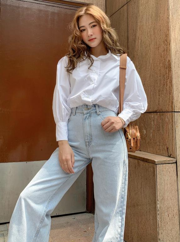 10 shop bán quần jeans chuẩn mốt chỉ từ 350k: Mẫu mã đa dạng hợp mọi vóc dáng - Ảnh 1.