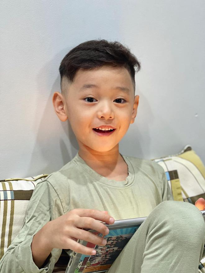 Có bố mẹ nổi tiếng, dàn hot kid auto khuấy đảo MXH Việt: Đáng iu quá quý dzị ơi! - Ảnh 5.