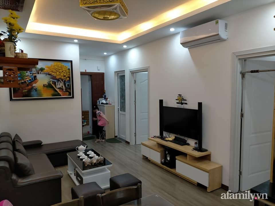 Cặp vợ chồng trẻ ở Hà Nội: Không liều ăn nhiều mà lựa chọn mua nhà chung cư giá rẻ, 50m² giá 1,2 tỷ đồng - Ảnh 2.