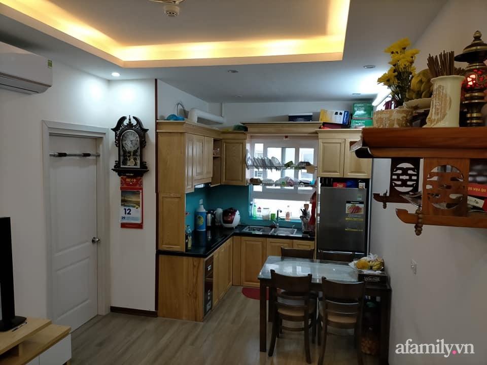 Cặp vợ chồng trẻ ở Hà Nội: Không liều ăn nhiều mà lựa chọn mua nhà chung cư giá rẻ, 50m² giá 1,2 tỷ đồng - Ảnh 4.