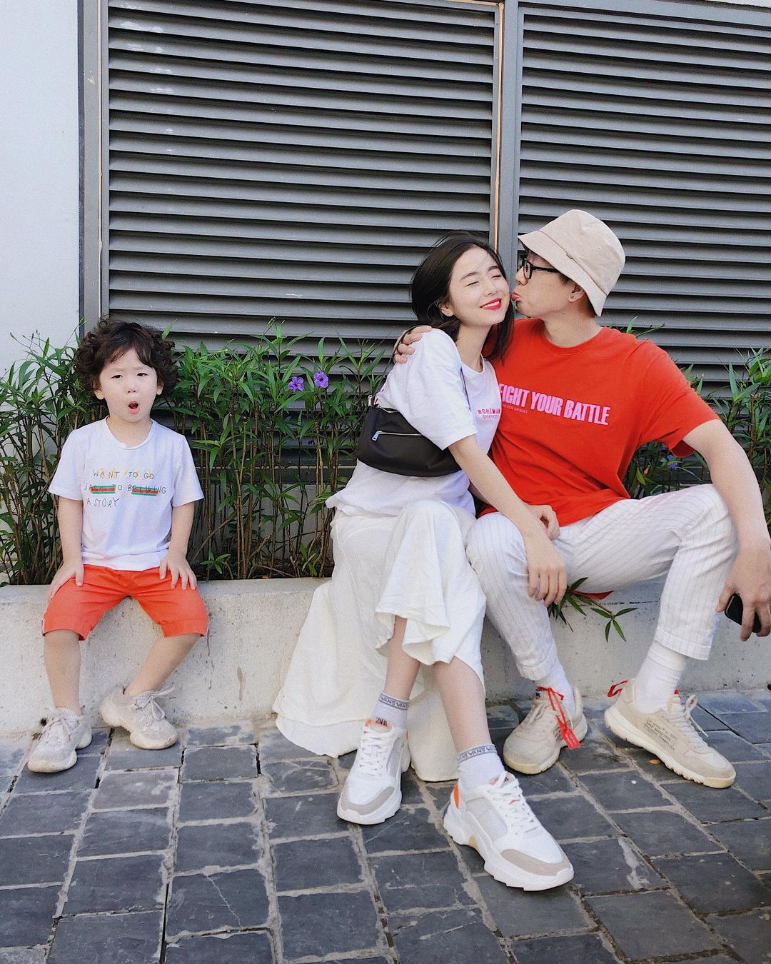 Có bố mẹ nổi tiếng, dàn hot kid auto khuấy đảo MXH Việt: Đáng iu quá quý dzị ơi! - Ảnh 34.