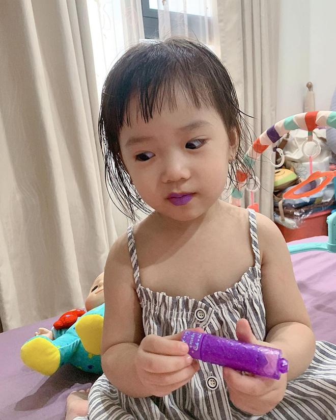 Có bố mẹ nổi tiếng, dàn hot kid auto khuấy đảo MXH Việt: Đáng iu quá quý dzị ơi! - Ảnh 11.