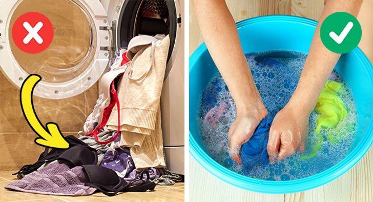 7 sai lầm quan trọng trong việc giặt là có thể làm hỏng quần áo của bạn - Ảnh 3.