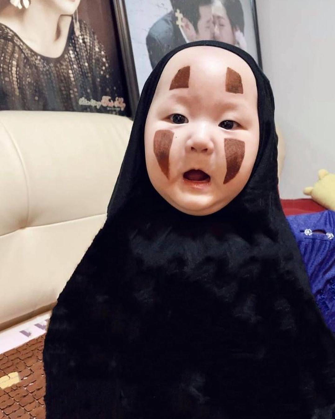 Có bố mẹ nổi tiếng, dàn hot kid auto khuấy đảo MXH Việt: Đáng iu quá quý dzị ơi! - Ảnh 7.