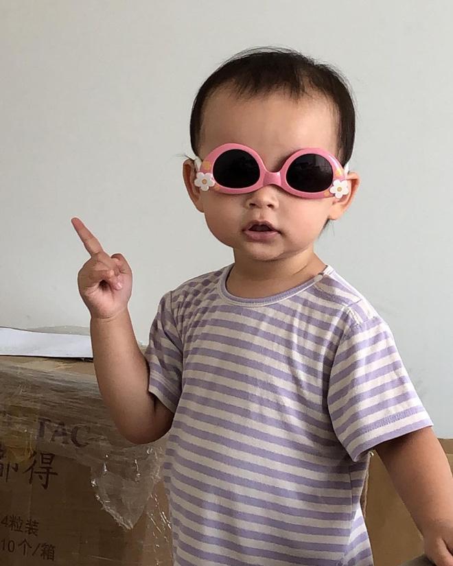 Có bố mẹ nổi tiếng, dàn hot kid auto khuấy đảo MXH Việt: Đáng iu quá quý dzị ơi! - Ảnh 20.