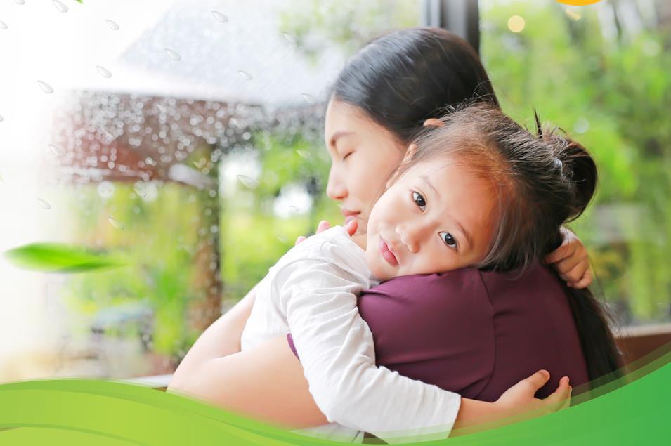 Mách mẹ cách bảo vệ sức khỏe hệ hô hấp của trẻ trong mùa dịch - Ảnh 1.