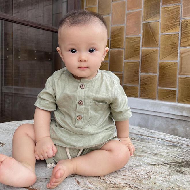 Có bố mẹ nổi tiếng, dàn hot kid auto khuấy đảo MXH Việt: Đáng iu quá quý dzị ơi! - Ảnh 29.