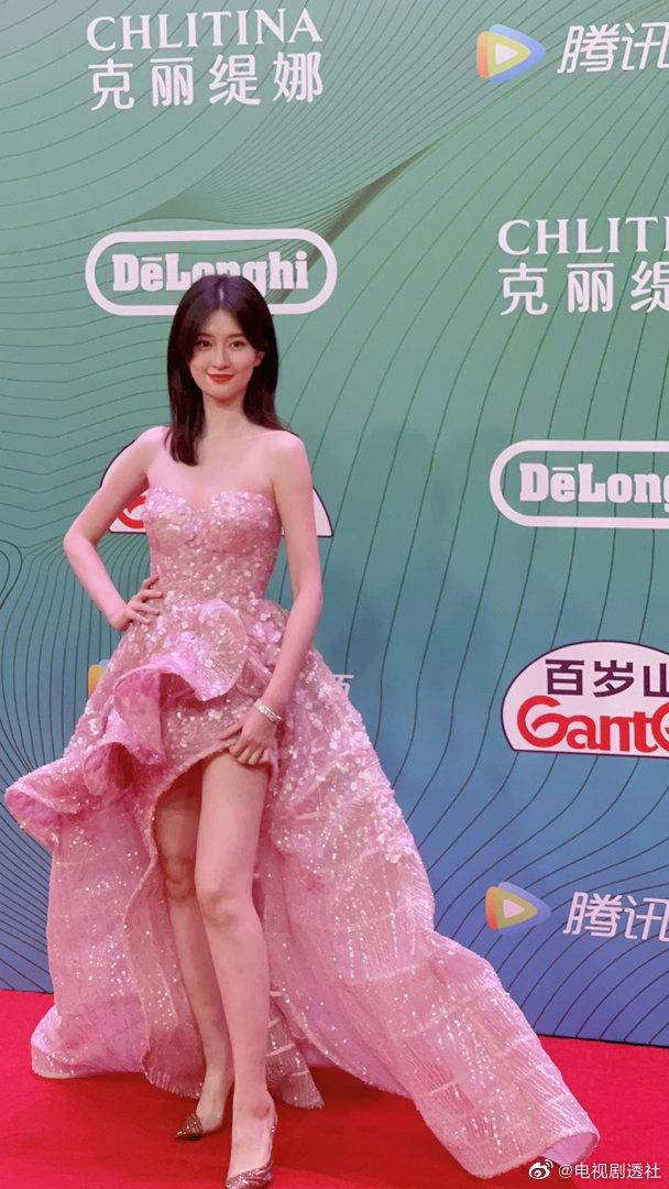 """""""Bóc trần"""" nhan sắc thật của dàn mỹ nhân Hoa ngữ tại lễ bế mạc giải thưởng đình đám Cbiz hôm nay - Ảnh 5."""