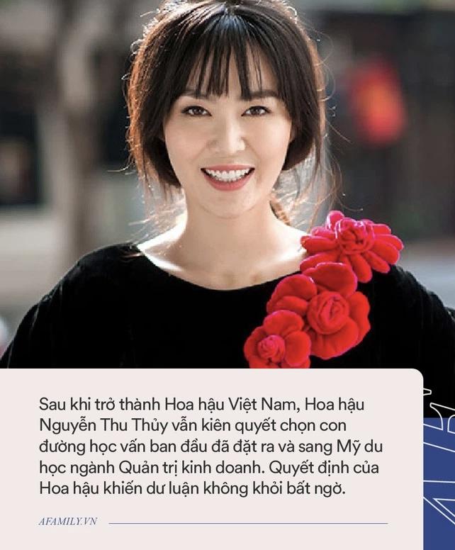 Những hình ảnh đẹp của Hoa hậu Thu Thuỷ thời sinh viên, tiết lộ của cô giáo cũ khiến ai cũng xót xa cho một đoá hoa tươi thắm - Ảnh 6.