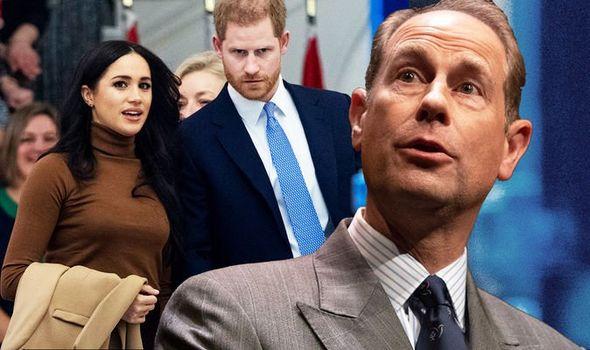 Con trai út Nữ hoàng Anh lên tiếng công khai nói về vợ chồng Meghan Markle sau một loạt cuộc tấn công hoàng gia - Ảnh 2.