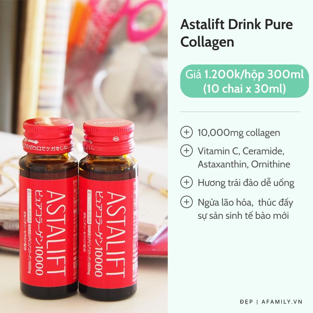 5 loại collagen dạng nước tốt nhất, giá chỉ từ 60k/chai giúp ngừa lão hóa hiệu quả - Ảnh 4.