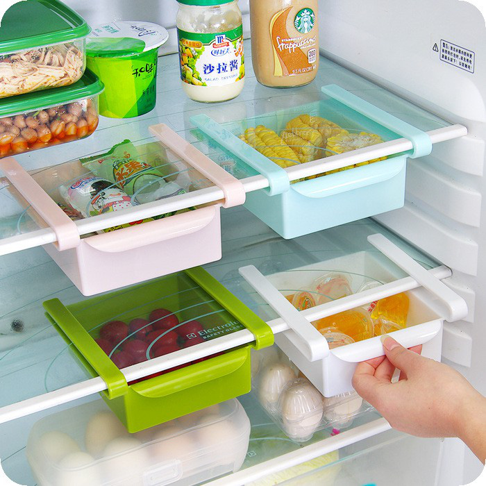 """Hô biến tủ lạnh ngăn nắp và thơm tho với 5 """"vũ khí"""" chỉ từ 16K - Ảnh 2."""