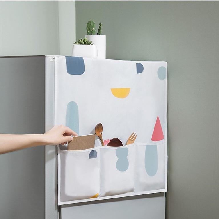 """Hô biến tủ lạnh ngăn nắp và thơm tho với 5 """"vũ khí"""" chỉ từ 16K - Ảnh 3."""
