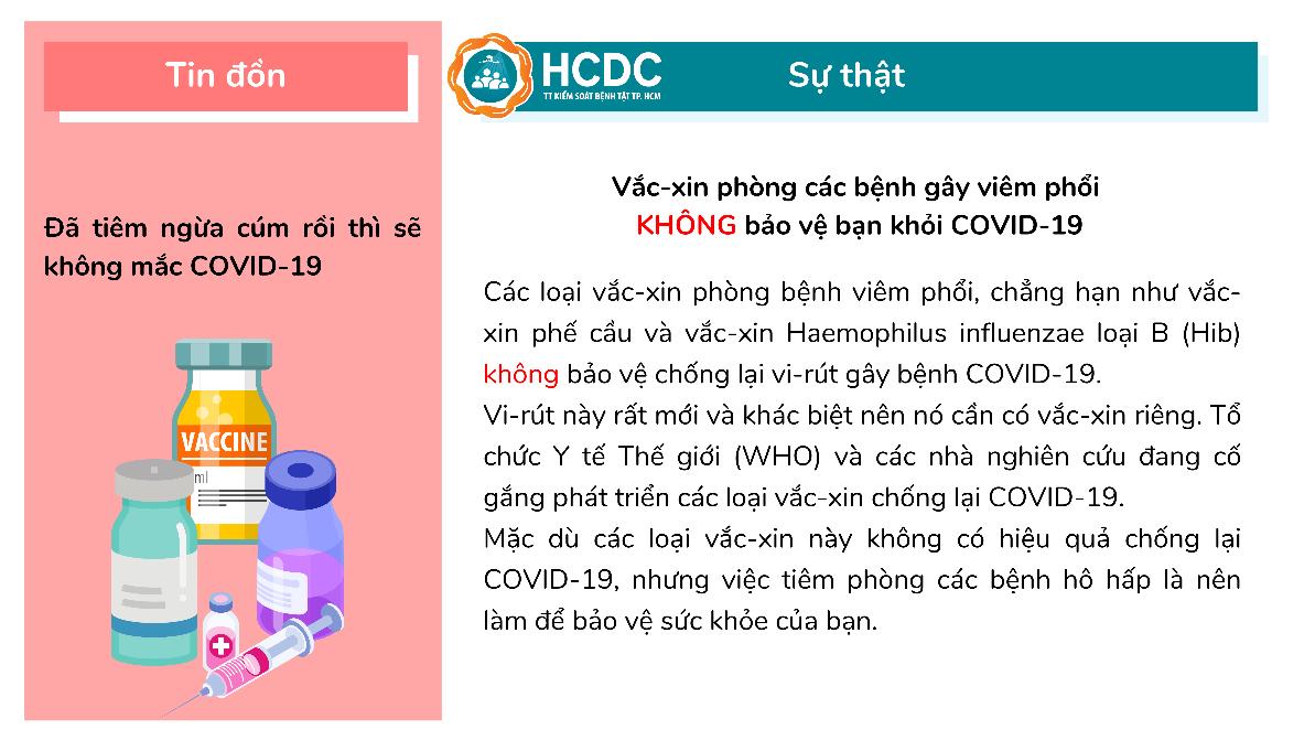 """13 hiểu lầm phổ biến trong mùa dịch COVID-19, nhiều người vẫn """"ngây ngô"""" tin vào các cách phòng bệnh không có cơ sở này - Ảnh 6."""