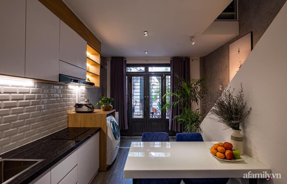 Khó tin: Căn nhà 17m2 đủ chức năng, đẹp cá tính dành cho vợ chồng trẻ ở Sài Gòn - Ảnh 6.