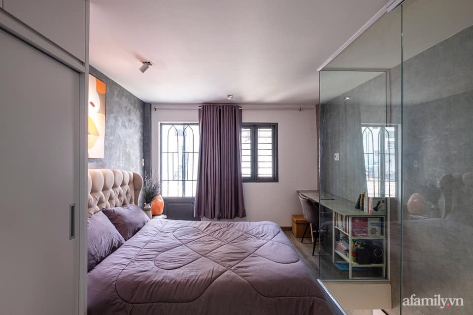 Khó tin: Căn nhà 17m2 đủ chức năng, đẹp cá tính dành cho vợ chồng trẻ ở Sài Gòn - Ảnh 11.