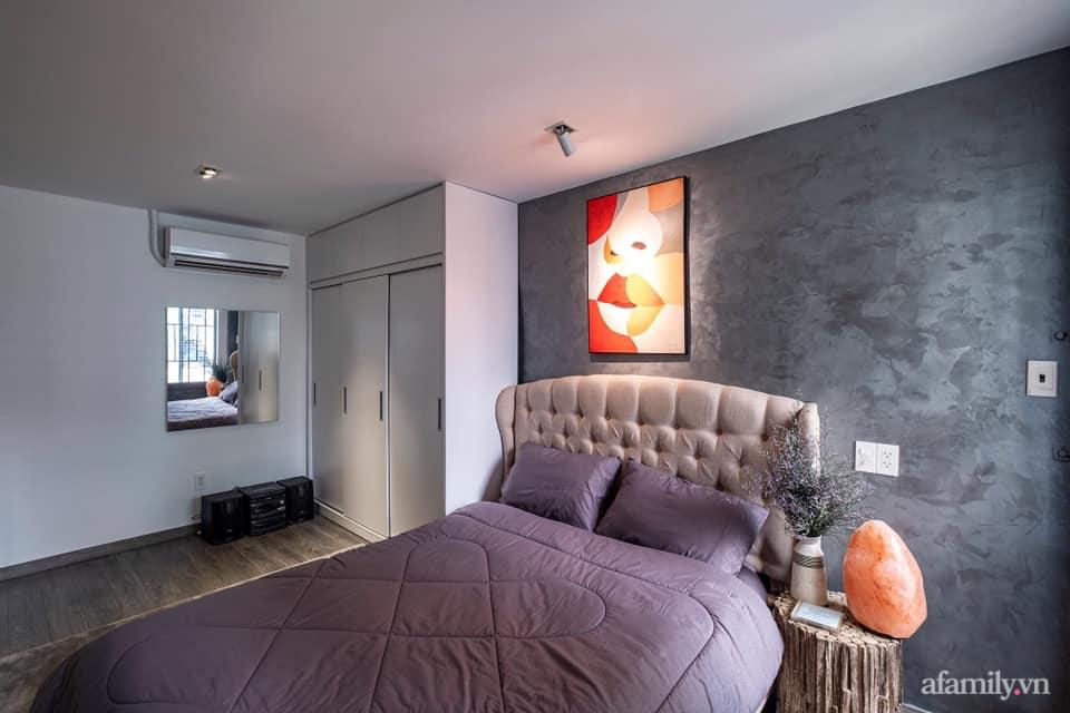 Khó tin: Căn nhà 17m2 đủ chức năng, đẹp cá tính dành cho vợ chồng trẻ ở Sài Gòn - Ảnh 9.