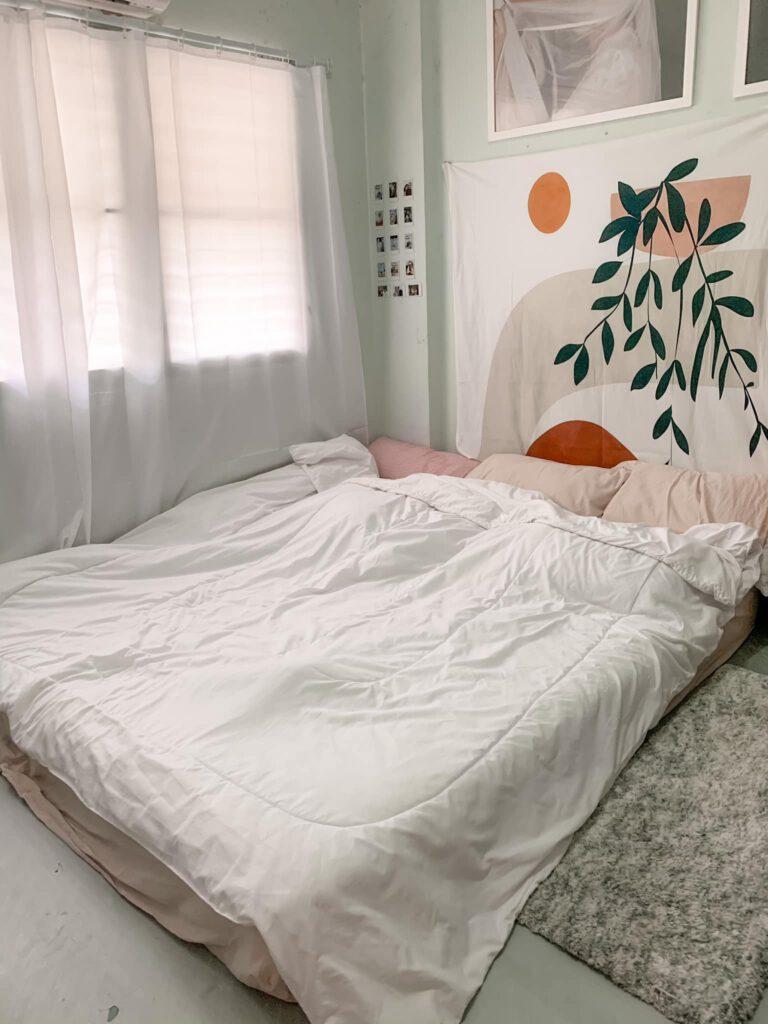Vợ chồng mới cưới thuê nhà cũ kỹ và cải tạo thành không gian tối giản đầy cuốn hút - Ảnh 13.