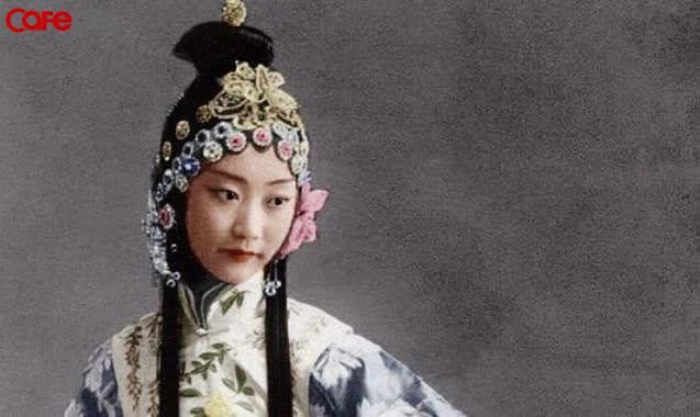 Cách Cách đẹp nhất thời nhà Thanh, sau nhiều lần bị cự tuyệt đã chọn không kết hôn, sống tự do tự tại tới 90 tuổi trong viện dưỡng lão - Ảnh 5.