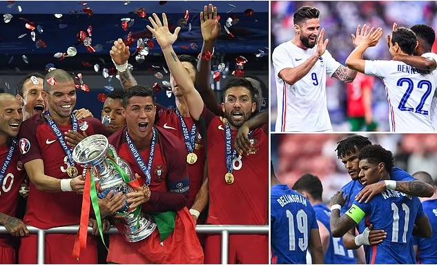 """NÓNG cùng EURO 2020: Xem Ronaldo và dàn """"trai đẹp"""" ở đâu, giờ nào? - Ảnh 1."""