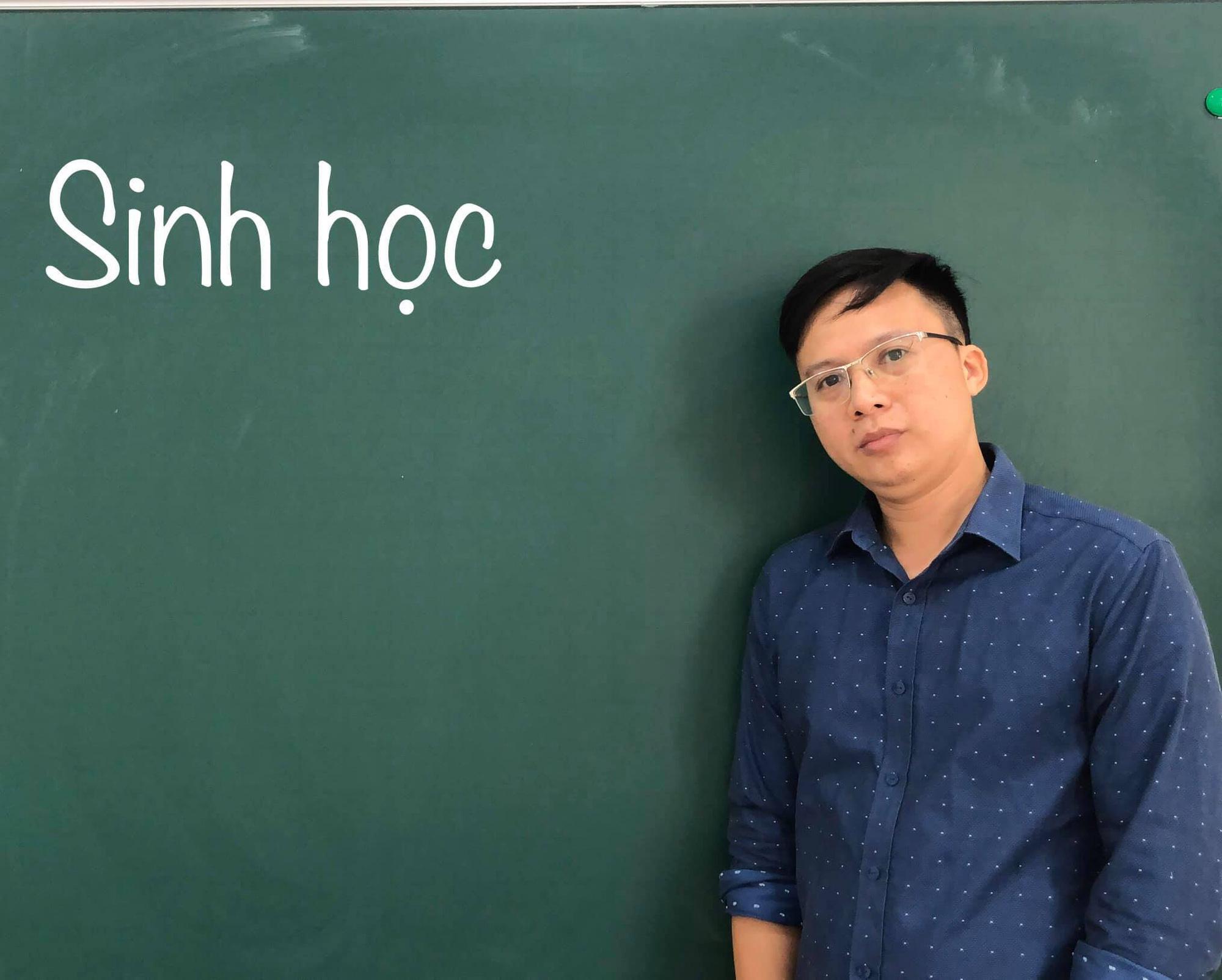 Thầy giáo bày cách giành 9, 10 điểm môn Sinh học thi tốt nghiệp THPT - Ảnh 1.