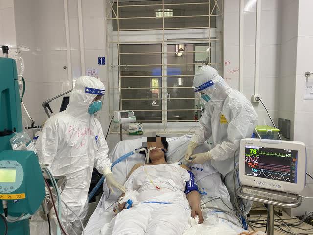 Bệnh nhân cuối cùng thở máy tại BV Phổi được rút ống nội khí quản - Ảnh 5.
