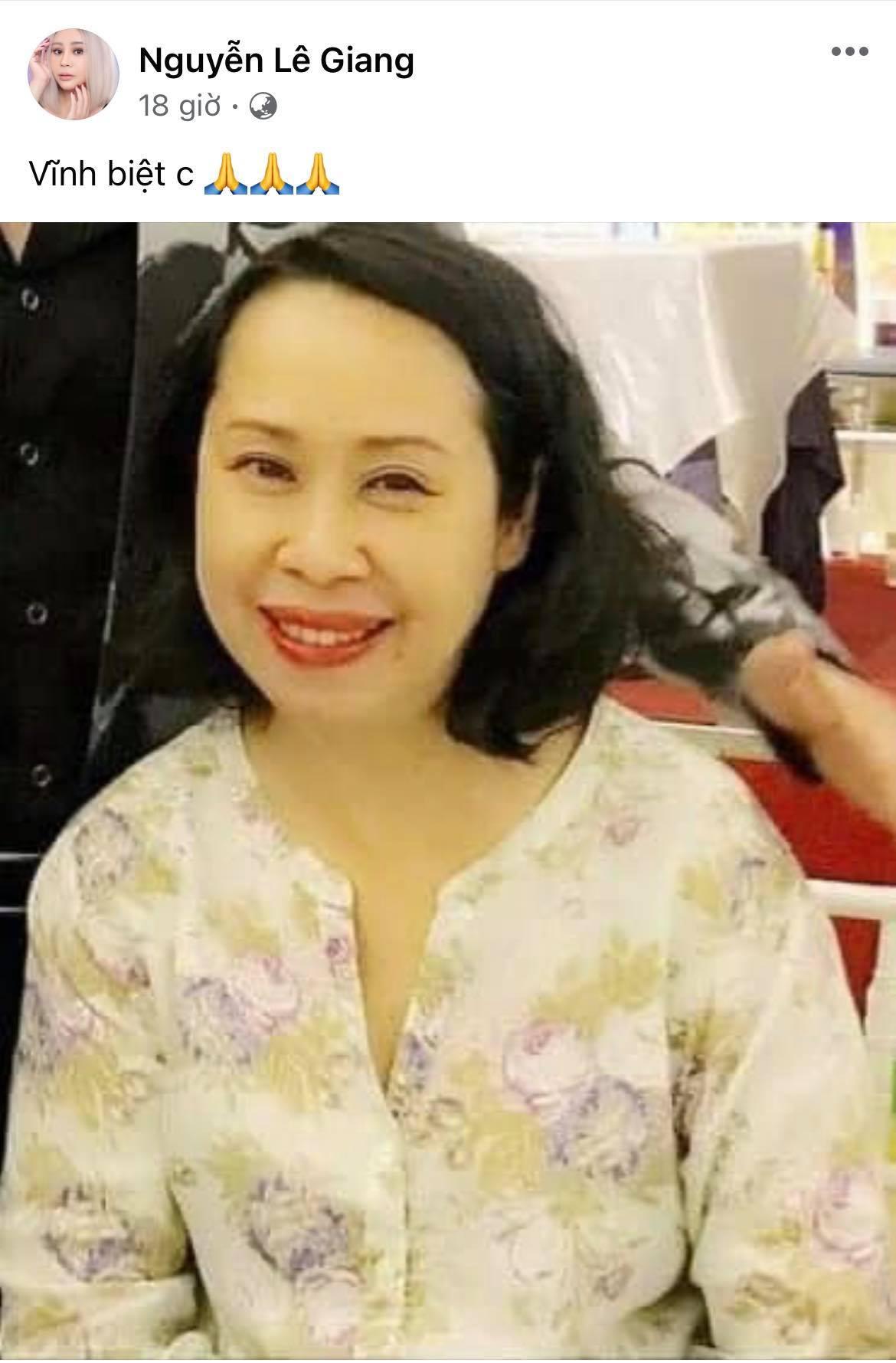 BTV Cẩm Liên qua đời vì ung thư thận, NS Hồng Vân và Lê Giang đau lòng, nghệ sĩ xót xa vì cảnh vắng lặng tại tang lễ - Ảnh 4.